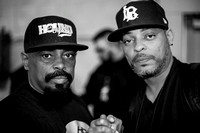Sen Dog and DJ Mike Liv
